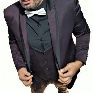 tuxedo kostuum