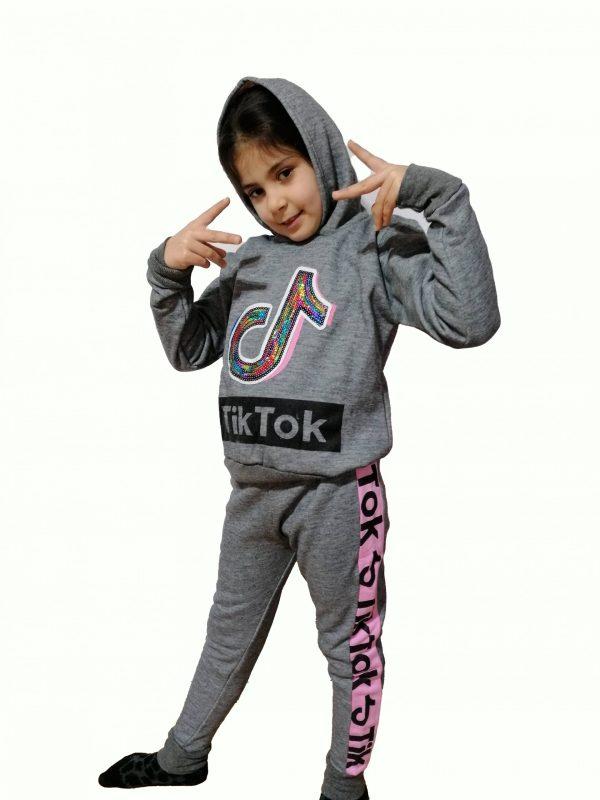 Tik Tok loungewear set voor meisjes
