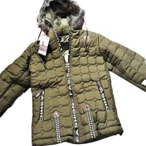 Winter jas voor jongens