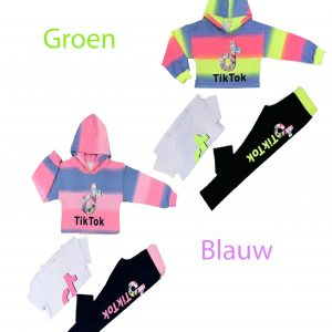 3-delig-tiktok-crop-top -loungewear-set