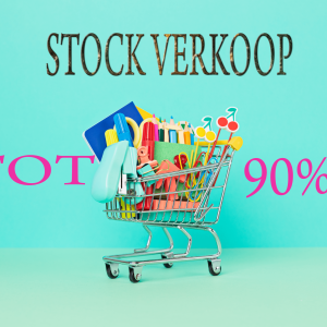 Stock-verkoop